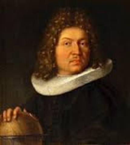 Jakob Bernoulli (Basilea – Suiza)