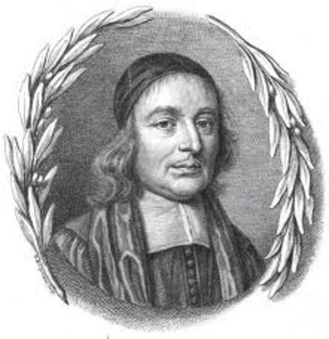 John Wallis (Ashford – Inglaterra)