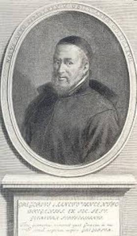 Grégoire de Saint Vincent (Brujas – Bélgica)