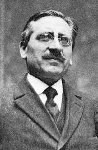 Henri Léon Lebesgue (Beauvais – Francia)