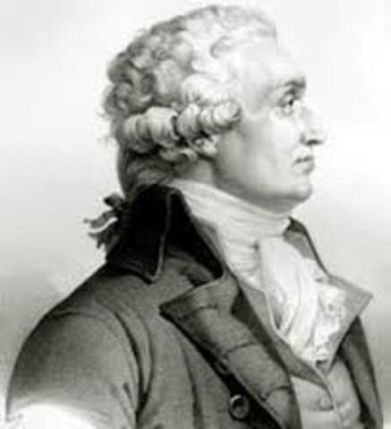 "Marie-Jean-Antoine Nicolas de Caritat ""Marqués de Condorcet"" (Ribemont – Francia)"