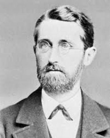 Julius Wilhelm Richard Dedekind (Brunswick – Alemania)