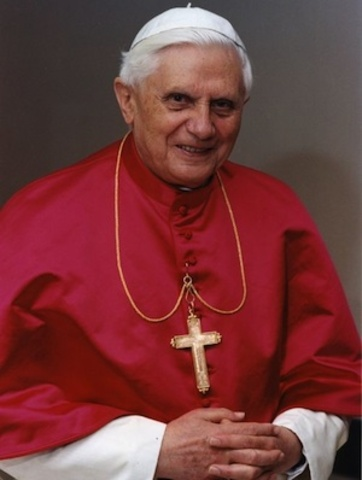 Benedict XVI is elected Pope