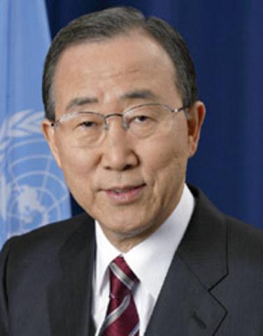 Ban Ki-moon Becomes the New United Nations Secretary-General
