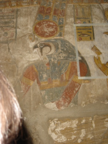 Michelle Studies Abroad in Egypt