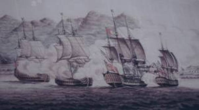 Second British occupation of the Cape