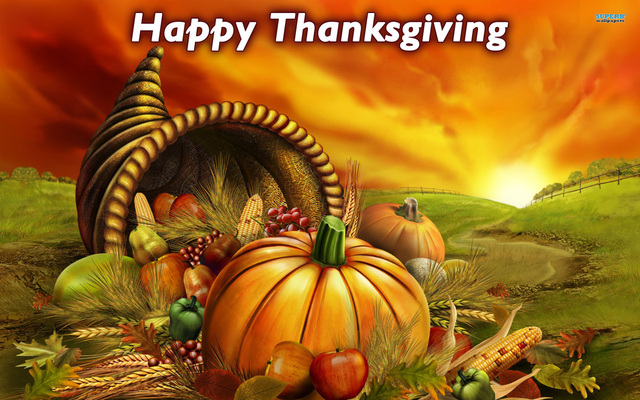 President Lincoln proclaims the last Thursday in November as Thanksgiving Day.