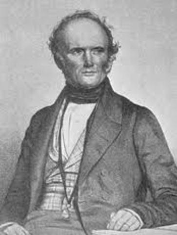 Charles Lyell - Influences (1)