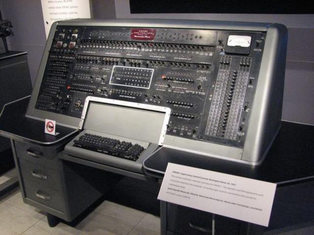 El UNIVAC