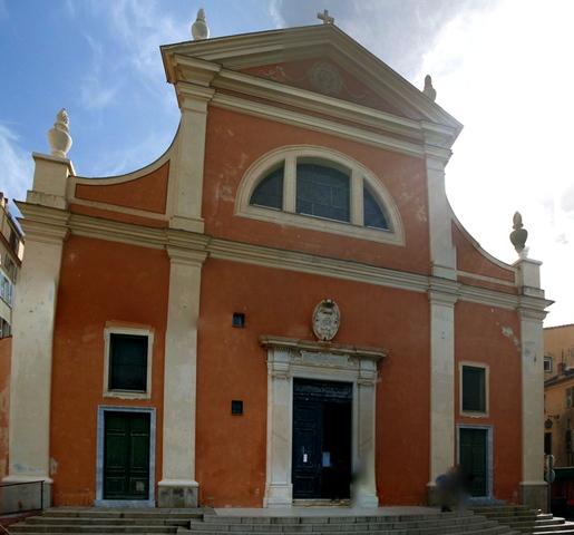 Marriage of Carlo and Letizia, at Ajaccio Cathedral