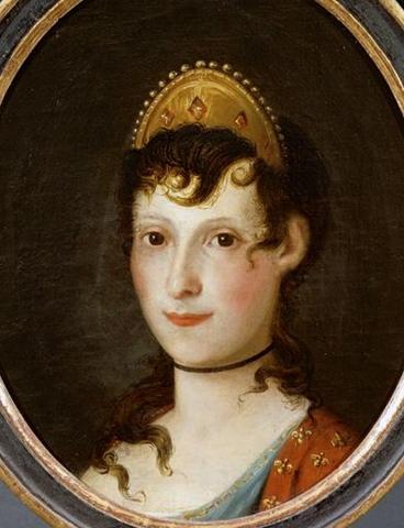 Letizia Ramolino born in Ajaccio, Corsica