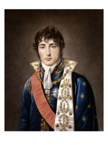 Eugene de Beauharnais born