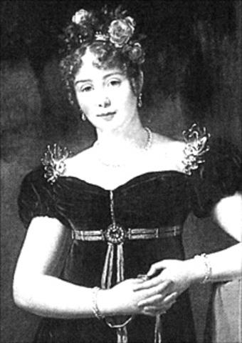 Marie Walewska born in Poland