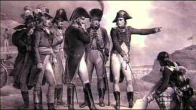 Napoleon's victory at Toulon