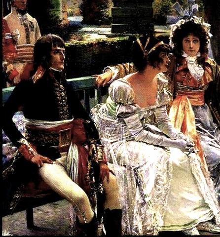 Napoleon marries Josephine de Beauharnais