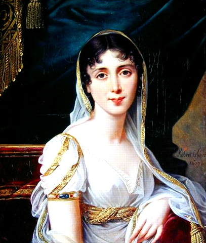 Napoleon's engagement to Desiree Clary