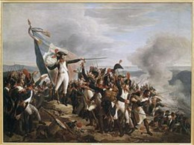 Montenotte: Napoleon's first victory over the Austrians