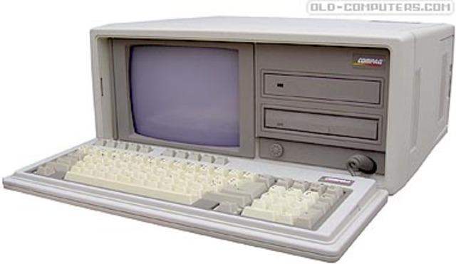 Compaq portable ll