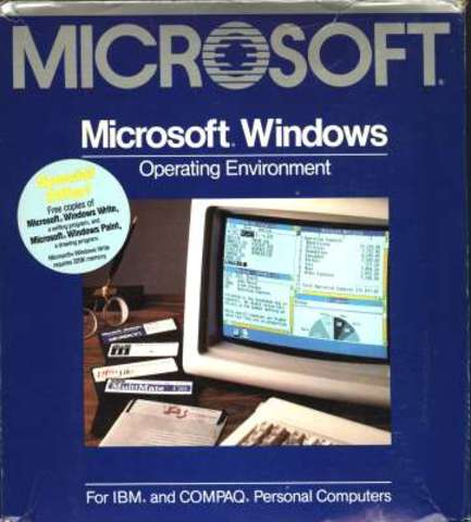 Windows 1.0.