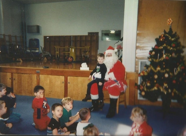 Christmas Party at Preschool