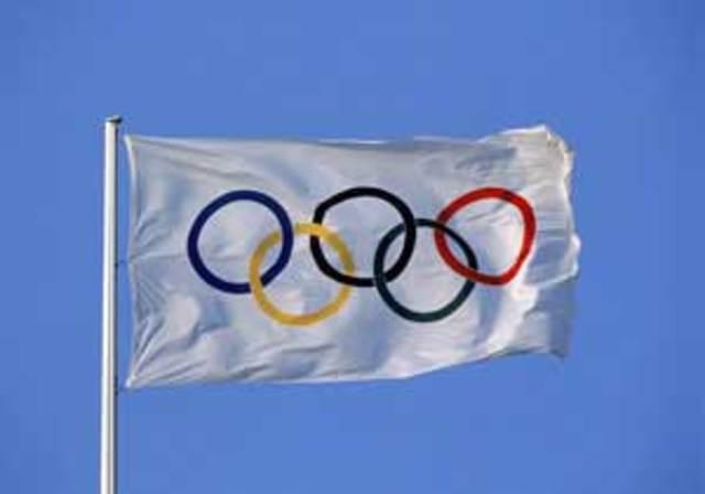 Olympic Flag Bearers