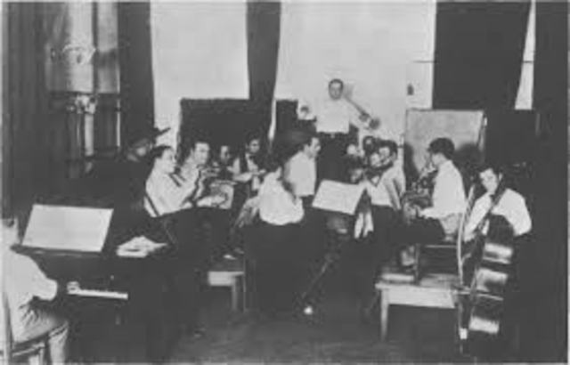 Entrada a las orquestas