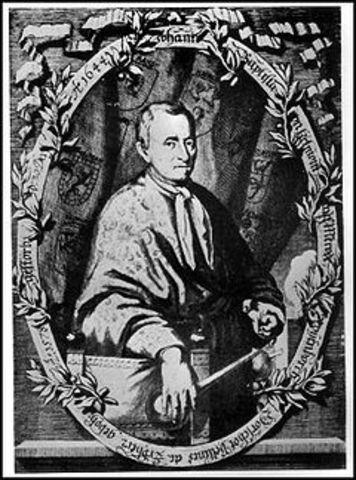 Jan Baptista van Helmont