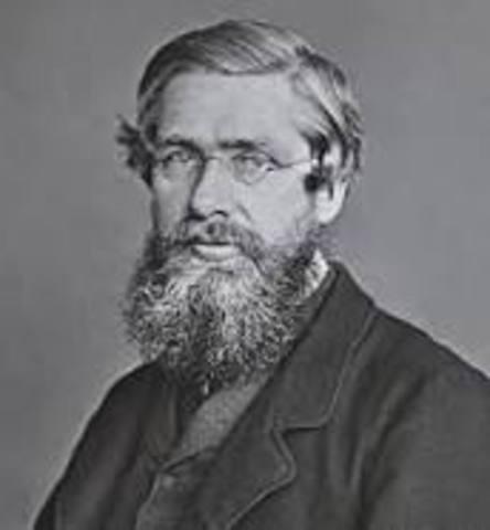 Alfred Russel Wallace y darwin