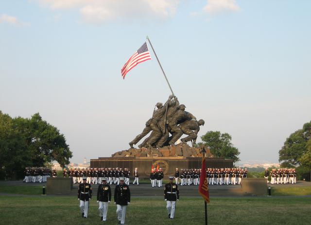 Felix de Weldon - United States Marine Corps War Memorial