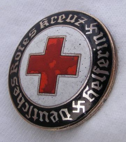 Banned from German Red Cross