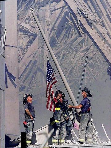Thomas E.Franklin - Ground Zero Spirit