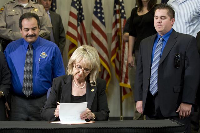 Arizona SB 1070 signed into law
