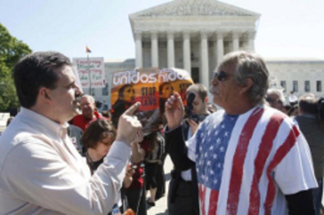 U.S. Supreme Court ruling on SB 1070