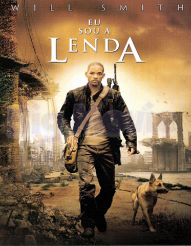 """Smith starred in """"I Am Legend"""""""
