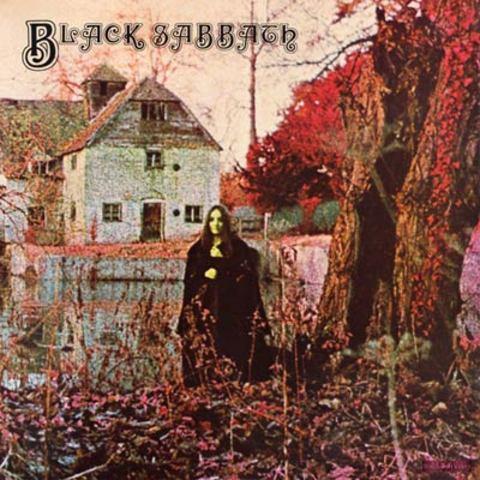 Black Sabbath, the first album