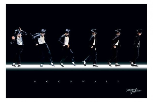 "The ""MoonWalk"""
