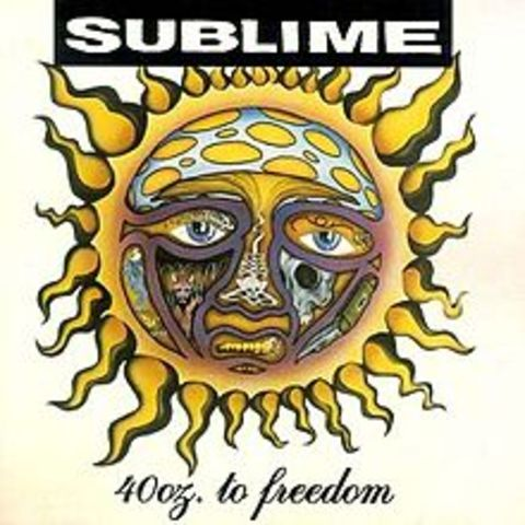 40 oz to freedom album