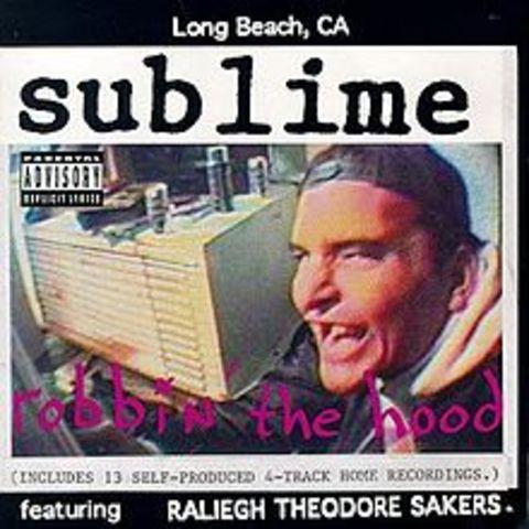 robbin' the hood album