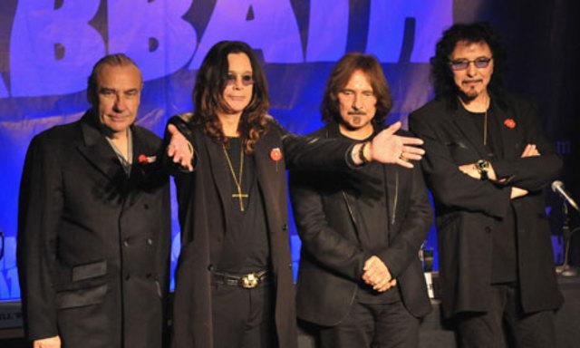 The Black Sabbath Reunion