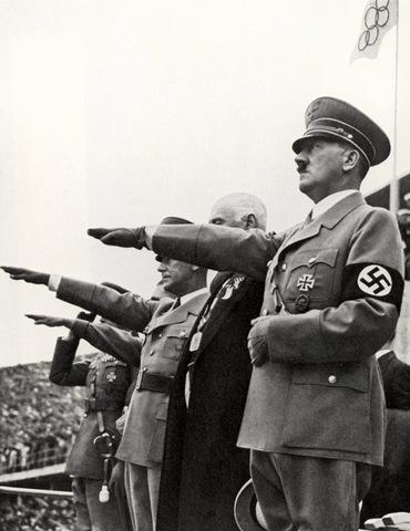 NAZIS ON A ROLE