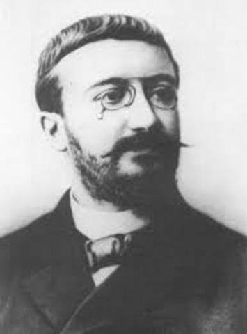 Binet Alfred - 1857- 1911