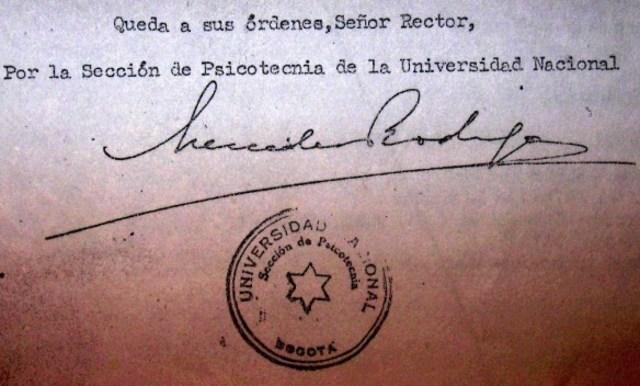 Estudios en Colombia