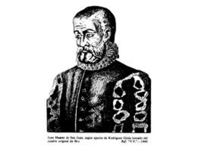Huarte de San Juan, Juan 1525-1588