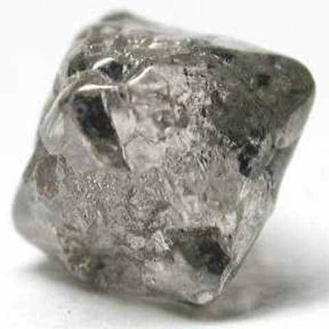 Diamonds discovered