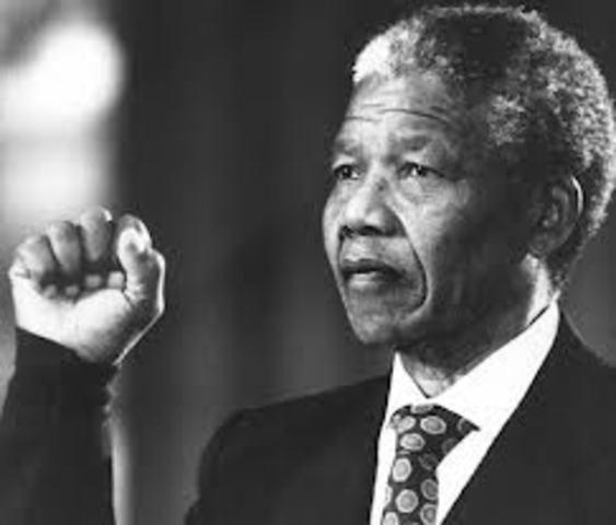 The Era of Nelson Mandela