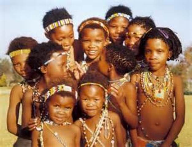 Traditional Banu's living in South Africa