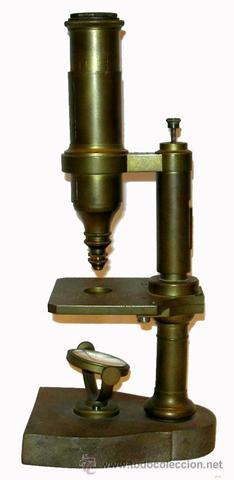 invencion del microscopio