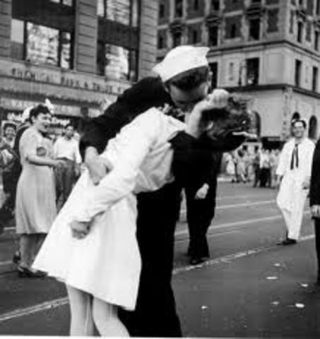 Victory Over Japan Day (V-J Day)