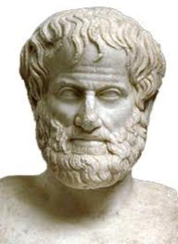 Aristotle (384 - 322 B.C.)