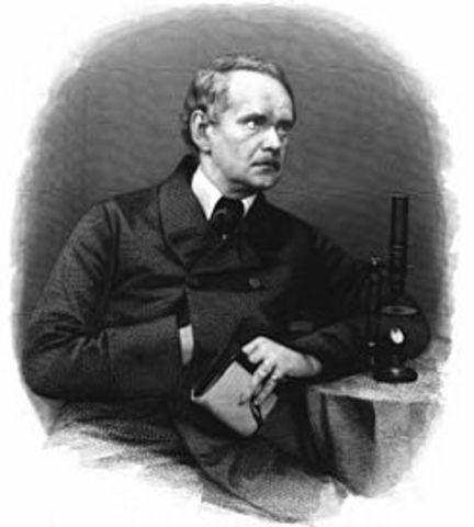 Matthias Schleiden(1838)
